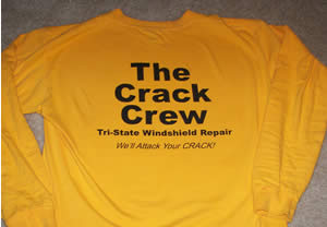 The Crack Crew Shirts